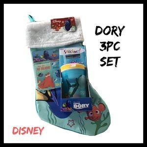 Disney Pixar Finding Dory 3Pc Set NIB